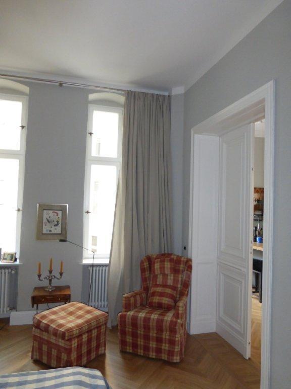 Willkommen am Ku'damm l Luxuswohnung in der Fasanenstr. 68 – vollmöbliert